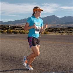 Running St. George Marathon