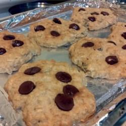 Applesauce Oatmeal Cookies