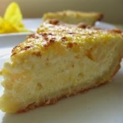 Ricotta Pie (Old Italian Recipe) Recipe - This is an old Italian recipe for a pie with a sweet crust--just like from the old country. My in-laws are Italian and they say that this is the best pie.