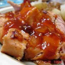 Grilled Chipotle Marinated Chicken Recipe - This chicken is grilled after being marinated in a spicy marinade. The chipotle chiles give the marinade its smoky flavor. You can increase the heat to your liking with your favorite hot sauce. Habanero hot sauce works best, as very little is needed to increase the heat without changing the flavor of the marinade.