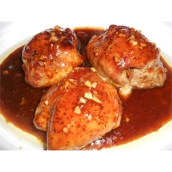 Oyster Sauce Chicken Thighs Recipe - This is an easy recipe to fix when expecting unexpected company!