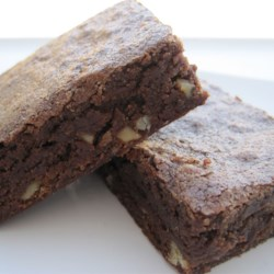 Mexican Brownies Recipe - A brownie for the grown-up taste. They have the flavors of chocolate, vanilla, Mexican cinnamon, and ground pequin chiles.