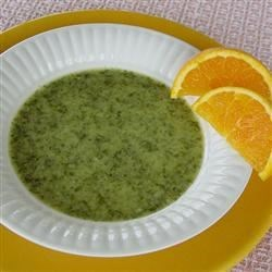 Wolf's Watercress Soup