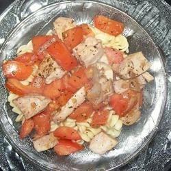 Herbed Chicken Pasta
