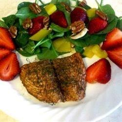 Dilled Salmon