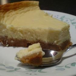 No Guilt Cheesecake