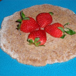 Wholesome Buckwheat Crepes Recipe - These crepes are made with raw buckwheat groats, egg, brown sugar, cinnamon, and salt.