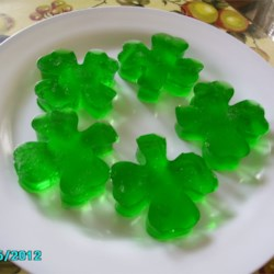 Fun Finger Gelatin