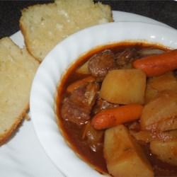 Beef and Irish Stout Stew