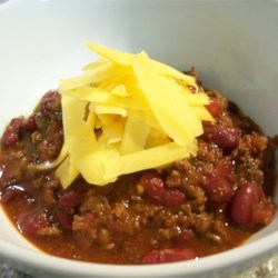 Bry's Chocolate Lamb Chili Recipe - Chocolate and lamb in chili? Of Course!!!  This is a wonderful chili recipe, concocted by my son Bryan.  We use Icelandic lamb because it is really lean.  Lean lamb is a must.