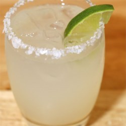 Salty Chihuahua Recipe - A Salty Chihuahua is a variation on the salty dog, made with tequila, lemonade and lime in a salt-rimmed glass. It's also fun to say.