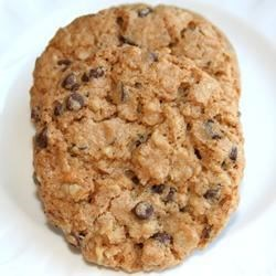 Urban Legend Cookies II Recipe - It's the best chocolate chip, oatmeal cookie I've ever had.  Recipe is large, I cut it in half.