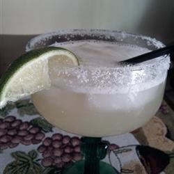 Top Shelf Margaritas on the Rocks Recipe - Top Shelf Margaritas sure to please the avid 'rita fanatic; as with anything, fresh ingredients are the key to a quality result, so we start with our own syrup and sour mix.