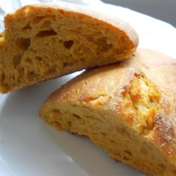 Holiday No Knead Pumpkin Bread Recipe - The flavor is very subtle, just a slight earthy undertone, and the tiny dash of spice is perceivable only to the nose. For plain bread, just use water in place of the pumpkin puree, and follow the steps the same way.