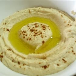 Authentic Middle Eastern Hummus (Chummus)