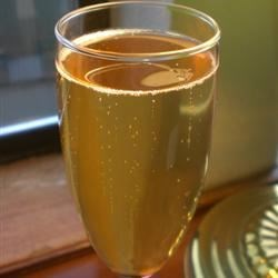 Bad Day Recipe - A delicious champagne drink with a nice little kick. Easy to drink and it looks very stylish.