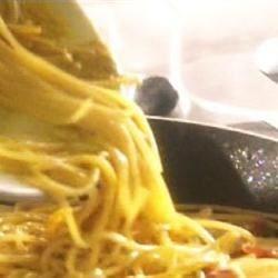 Pasta Carbonara - The real Italian kind!