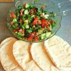 Middle Eastern Fresh Salad