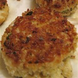Panko-Crusted Crabcake