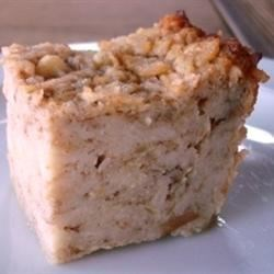 Apple Matzo Kugel Recipe - The BEST kugel ever. I'm not Jewish but have a lot of Jewish friends, and they love this recipe! Good as a side dish, breakfast, dessert or snack!