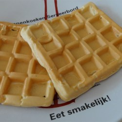 Back to Emma's Belgian Waffles recipe