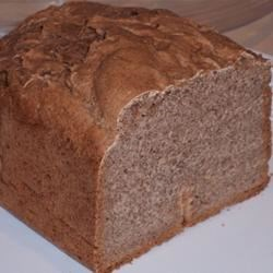 Basic Rye Bread Recipe - This is a bread machine recipe that includes a little cocoa to darken the loaf and caraway seeds for extra bite.