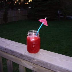 Easy Raspberry Lemonade