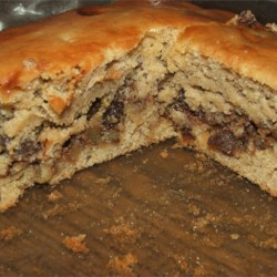Cinnamon-Raisin Coffee Cake