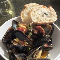 Delicious Mussels