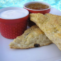 Chef John's Scones Recipe and Video - These light and tender scones are perfect with jam, marmalade, or clotted cream.