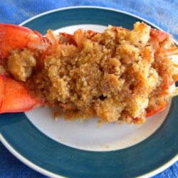 Easy Baked Stuffed Lobster Tails Recipe - These stuffed lobster tails are quick and easy to make and will please the whole family.