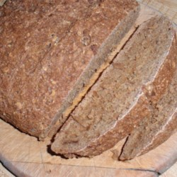 O'Kee's Irish Soda Oatmeal Bread Recipe - A long fermentation time allows complex flavors to develop in this classic Irish oatmeal and buttermilk loaf. Recipe makes 2 loaves. Start this bread the day before your St. Patrick's Day meal.