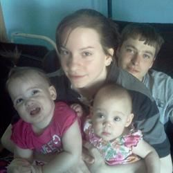 Me & my beautiful little family