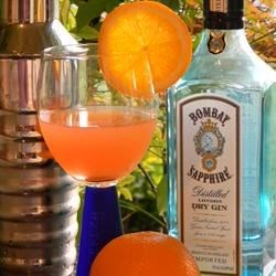 Monkey Gland Cocktail Recipe - Not the most appetizing of names, but a refreshing gin cocktail just the same. Swap out the Pernod with a dash of Benedictine if the mood strikes.