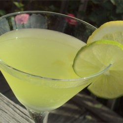 Melted Witch Recipe - Lemon-lime sports drink and carbonated beverage...so citrus, it's scary!