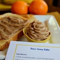 Bree's Honey Butter from GoBoldWithButter.com