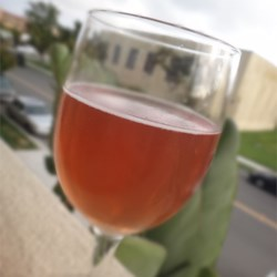 Pomosa Recipe - Pretty red pomegranate juice stars in this version of the classic mimosa drink.