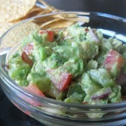 Tomatillo Guacamole Recipe - Tomatillos are a colorful addition to everyone's favorite Mexican-inspired dip.