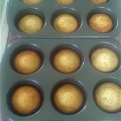 Lemon Poppy Seed Muffins – Just out of the Oven