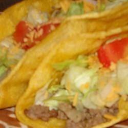 Lela's Simple Beef Tacos