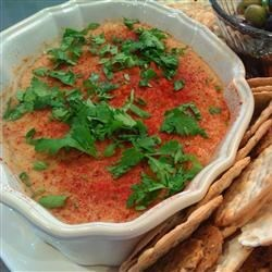 White Bean Pate Recipe - Here's a vegetarian-friendly option for a liver pate-like spread packed with flavor.