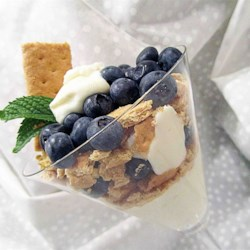 Lemon Blueberry Yogurt Parfait