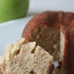 German Apple Cake I Recipe - This German Apple Cake is a moist dense cake that keeps well. It has been a family favorite for twenty years.