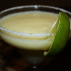 Catholic Blended Margaritas Recipe - These margaritas are sweetened with confectioners' sugar and feature a drop of vanilla extract.