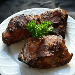 Big Al's Chicken Recipe - This flavorful marinade works well on breasts or thighs, and will keep your chicken perfectly moist.