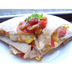 Cheesy Tortillas