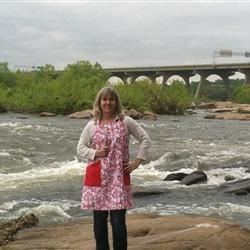 Me, by the James River