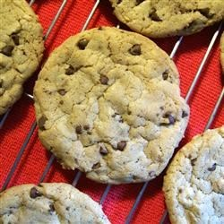 Peanut Butter Chip Cookies III Recipe - This is the best Peanut Butter Chocolate Chip Cookie I have ever had.  I researched different cookies two years before I found this one.  It is chewy, plump, and delicious.