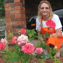 """Kentucky Derby is called """"Run For The Roses"""" So I grew my own!"""