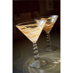 Caramel Martini Recipe - For those of us with a sweet tooth.  This needs to be served really cold in order to get the flavors to blend. Shake it in a cocktail shaker until it becomes frothy and frosted.
